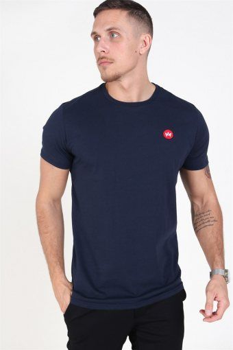 Timmi Recycled T-shirt Navy