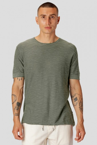 Mathis tee SS Dusty Green