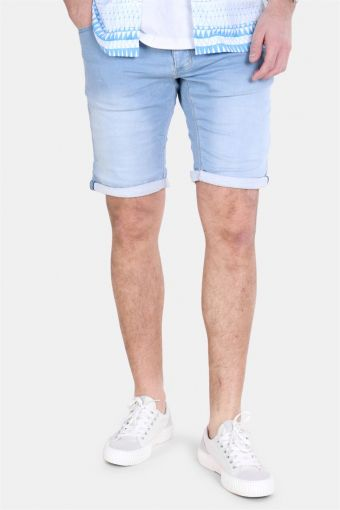 Jason Shorts Light Blue