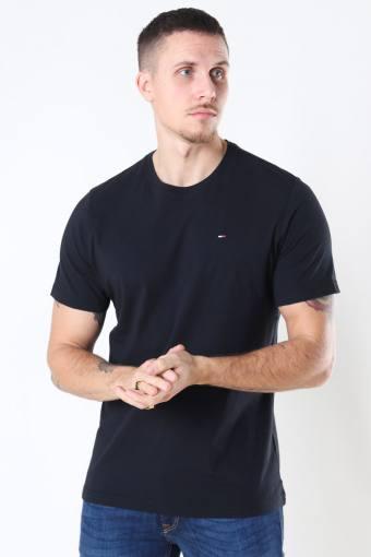 Tommy Jeans Original Jersey T-shirt Tommy Black