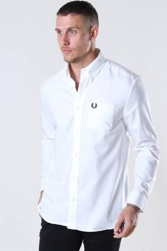 Oxford Skjorte White