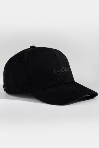 NL Raider Dad Cap Black/black