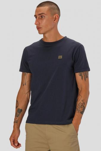 Basic Organic T-shirt Navy
