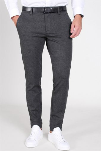 Mark Pants GW 0209 Dark Grey Melange