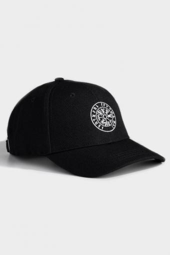 Vegvisir Cap Black