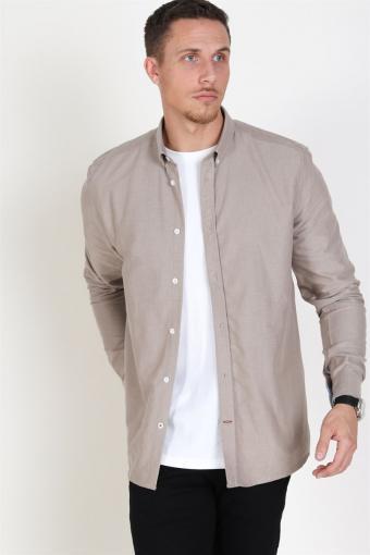 Tailored & Originals New London Skjorte Sand