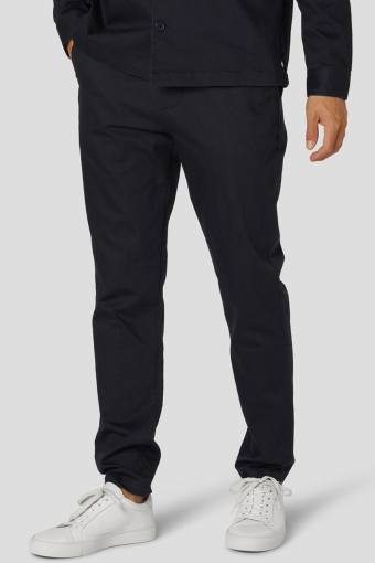 Milano Tristan Stretch Pants Black/Dark Grey