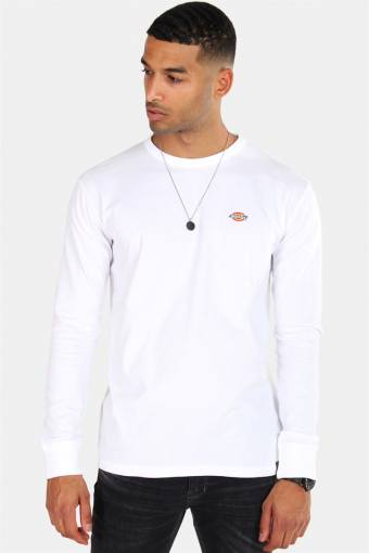 Round Rock L/S T-Shirt White