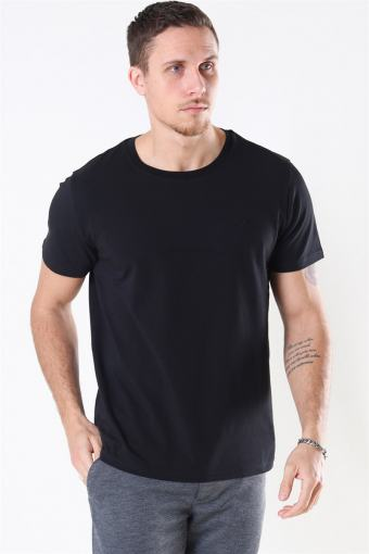 Miami Stretch T-shirt Black