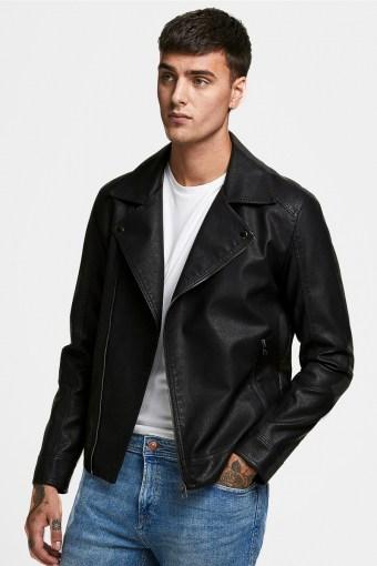Jornolan Biker Jacket Black