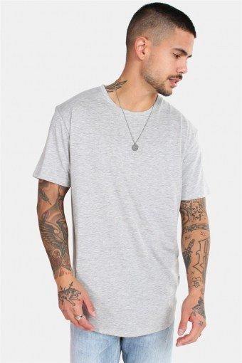 Matt Longy SS T-shirt Noos Light Grey Mel