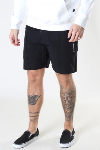 Hansi Track Shorts Black