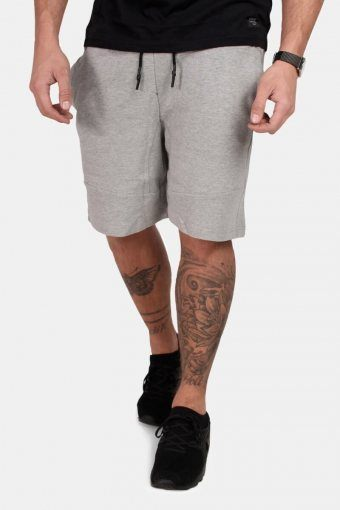 TB1586 Interlock Sweatshorts Grey
