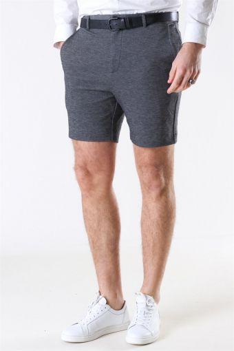 Jersey Shorts Grey/Black