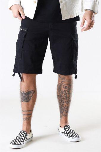 Chop Cargo Shorts Black