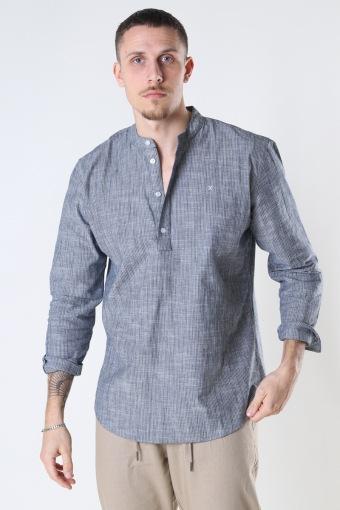 Rick Mao Shirt L/S Grey
