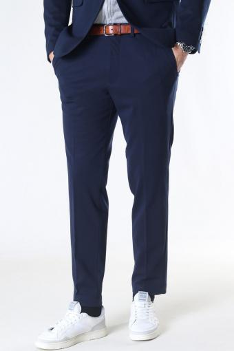 Slim Jim Flex Bukser Navy Blazer