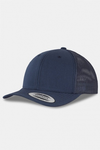 Flexfit Retro Trucker Cap Navy