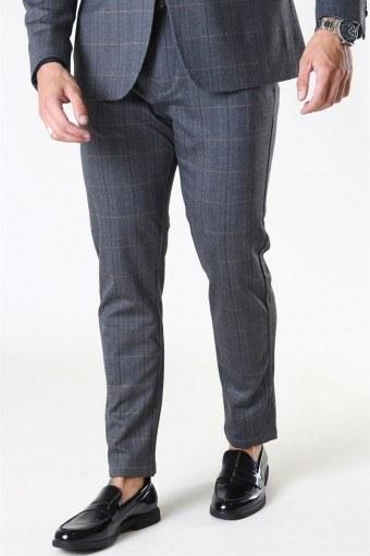 Milano Sean Pants Grey Check