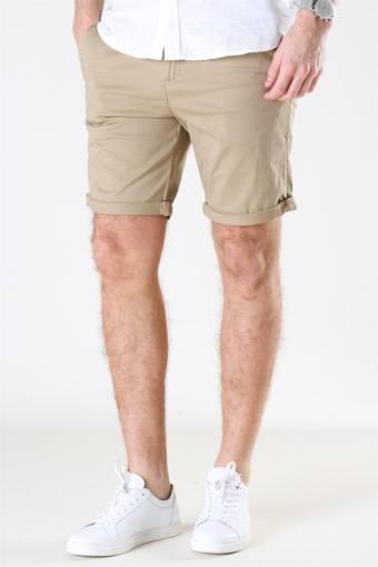 Bowie Shorts Solid Khaki
