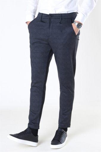 Club Texture Pants Black/Grey