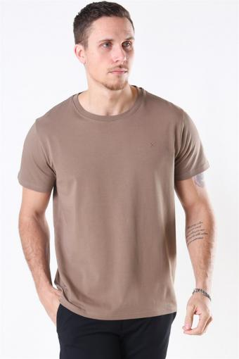 Miami Stretch T-shirt Camel