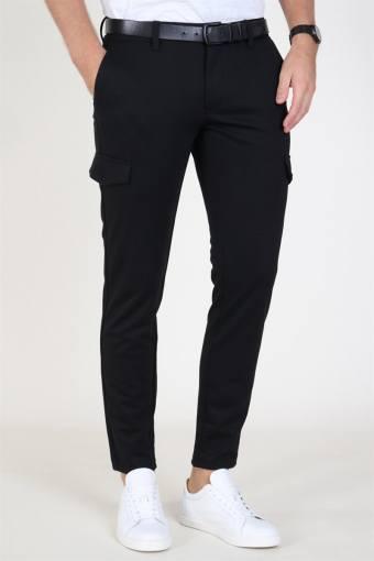 Mark Cargo Pants Black