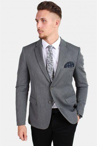 Jacket Frederic Class Blazer Med Grey
