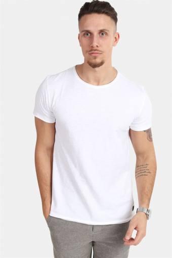 Konrad Slub S/S T-shirt White