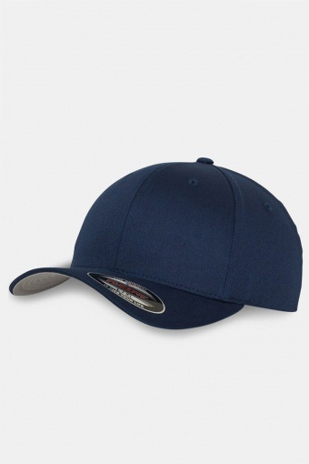 Flexfit Wooly Combed Original Cap Navy