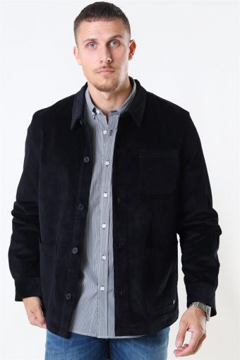 Steve Overshirt Black