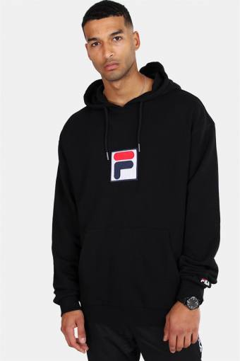 Shawn Hooded Sweat 2.0 Black