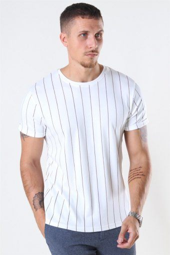 Louis Organic T-shirt White