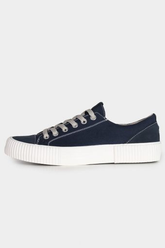 Bushwick Canvas Sneakers Navy