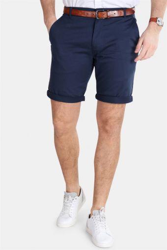 Tailored & Originals Rockcliffe Shorts Insignia Blue