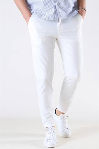 Como Light Suit Pants Off White