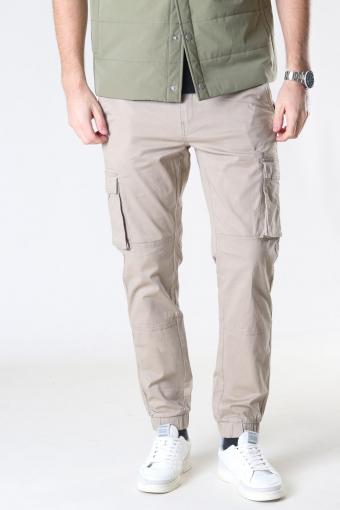 Cam Stage Cargo Cuff Pants Chinchilla