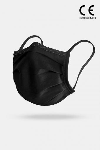 Supreme Line Face Cover Black