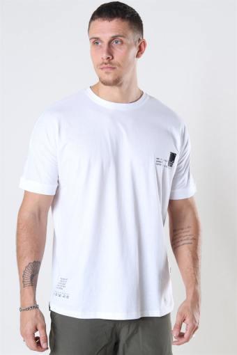 Masum T-Shirt White