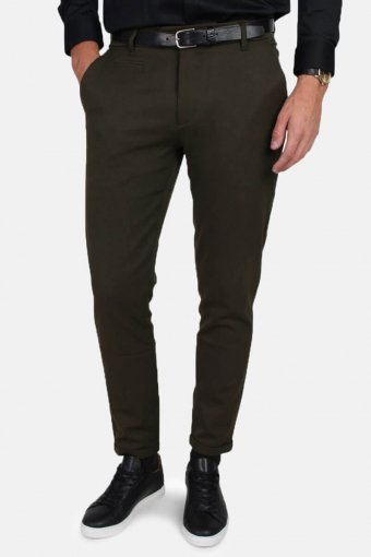 Como Suit Pants Kombu Green