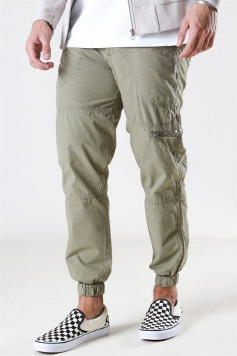 Rambo Cargo Pants Army