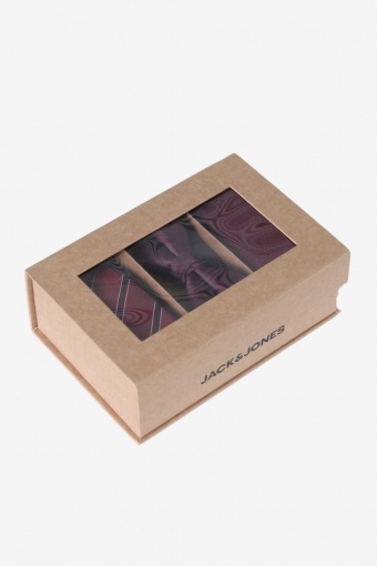 JACNECKTIE GIFT BOX POLY Port Royale