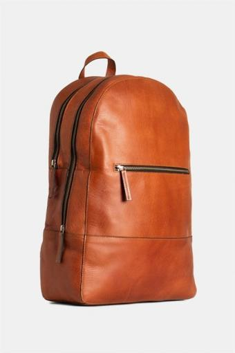 Clean XL Backpack Cognac