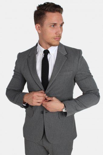 Blazer Jakke Como Grey