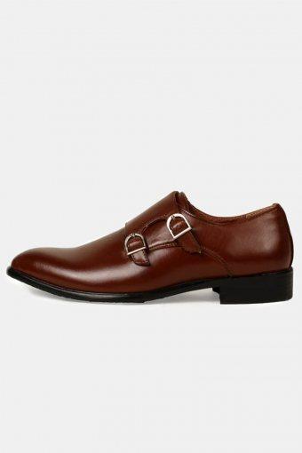 Coxx Mens Shoe Brown
