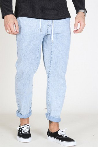 Jogger Pants Light Blue