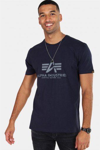 Basic T-shirt Rep. Blue