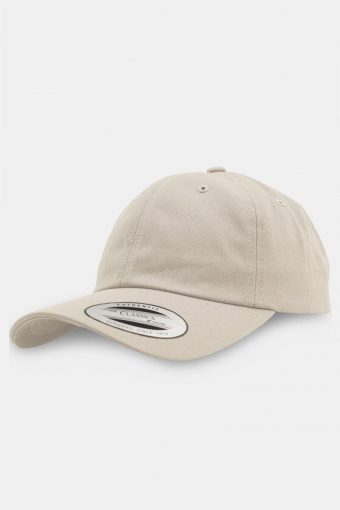 Flexfit Low Profile Cotton Twill Baseball Cap Stone