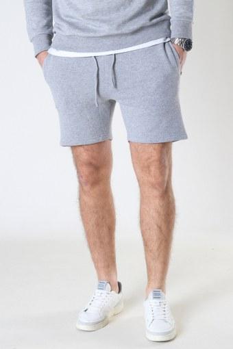 Knox jogger Recycle cotton shorts Twilight