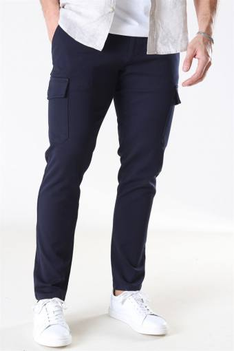 Tailored & Originals Fred Top Pocket Pants Insignia Blue